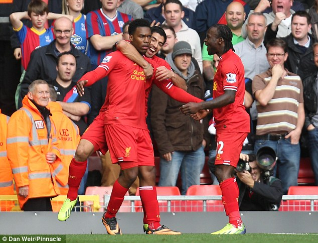 The SAS: Daniel Sturridge and Luis Suarez's partnership inspired Liverpool once again on Saturday