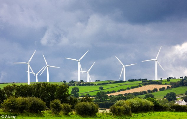 It comes after the UK has failed to build enough new wind farms and power stations to replace the mothballed plants. But National Grid experts said extra supplies of energy would come from the Continent if the country risked a supply shortage