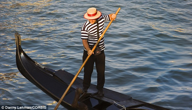 Changes: Venetian lawmakers want to bring the city's watery transport service in line with land-equivalents, following the death of a tourist travelling in a gondolier which was hit by another boat