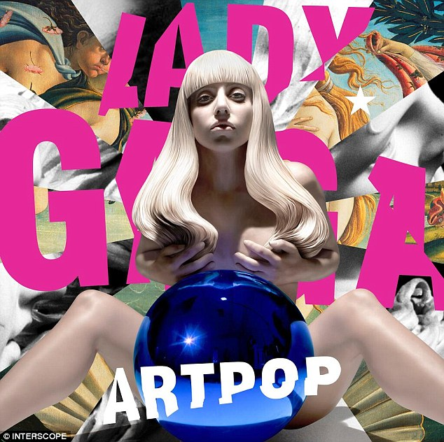 Art-flop? Gaga's third studio album dropped 81 percent in sales for its second week selling a total 300,000 copies