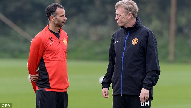 Future manager? Ryan Giggs has his own ideas surrounding how to build a successful team