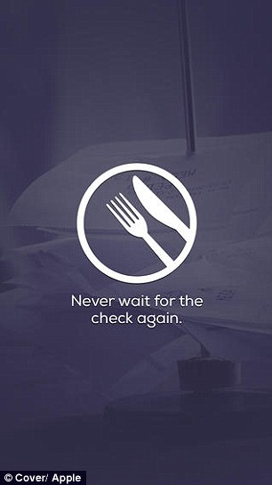 Popular restaurants like Parm, Carbone and Northern Spy are currently participating with the free app, which is currently available in the Apple store, with an Android version in the works