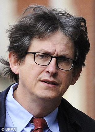 The editor: The Guardian's Alan Rusbridger