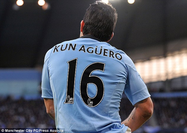 Kum Kum: Sergio Aguero appreciats his 'unique' nickname, which was given to him because of his resemblance to a character in a children's TV show