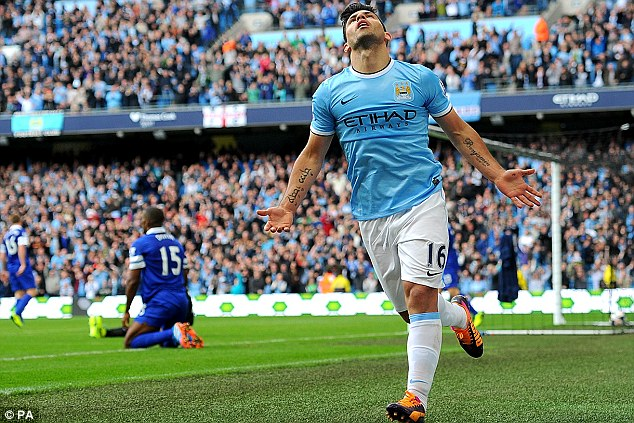 Fortress: Manchester City will be looking to build on their strong home form against Arsenal
