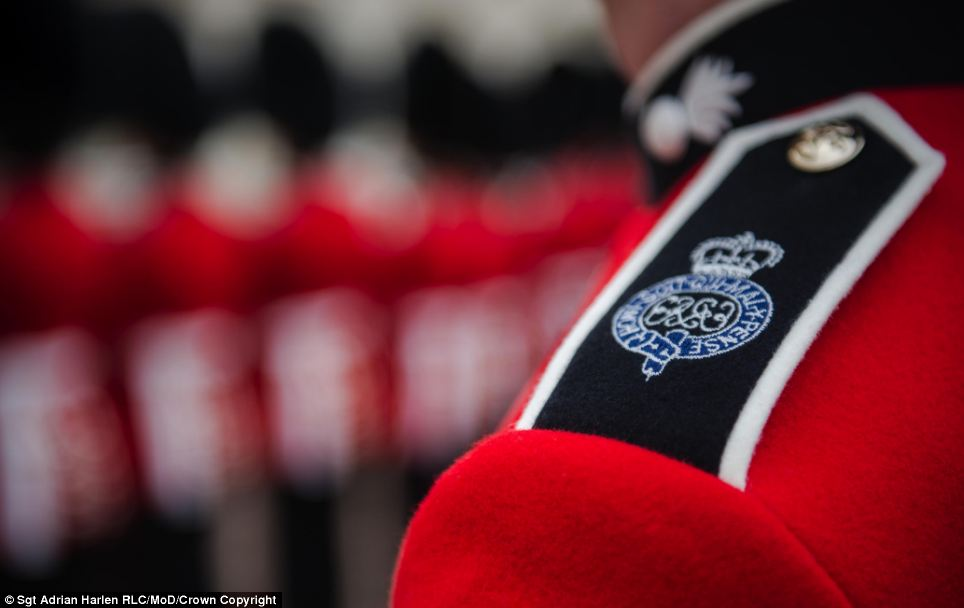 'Guards Uniform' by Sgt Adrian Harlen RLC,