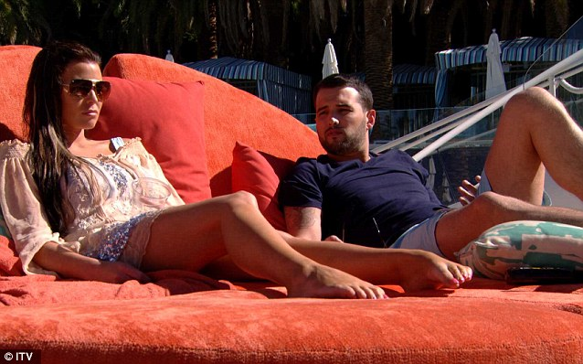 Make or break: Jessica and Ricky have crisis talks after splitting up again in the last episode
