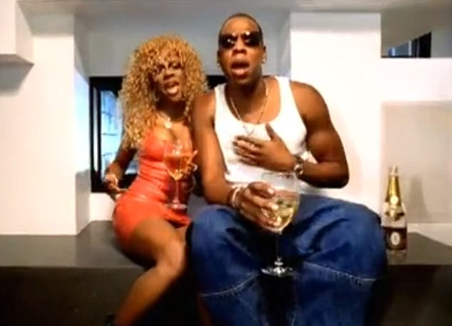 Cristal-popping: Rappers like Jay Z and Lil' Kim regularly feature Cristal champagne in their videos, leading some to think that Lorde's mention of the brand takes a shot at the black singers' lifestyles