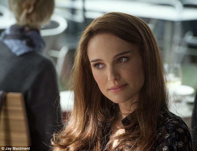 Beauty: Natalie plays Jane Foster in the upcoming sequel
