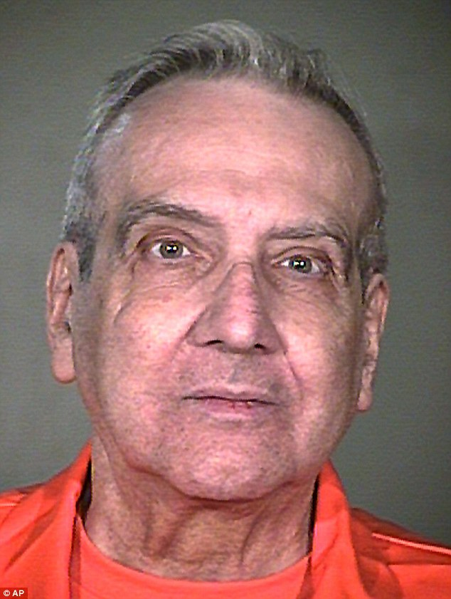 After 35 years in custody: Edward Harold Schad Jr Schad, 71, the oldest person on Arizona's death row, was executed this morning just after 10am