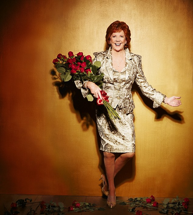 To look at her, it's impossible to believe Cilla Black's chalked up 50 years in show business. She's 70 now, but you'd put her at least two decades younger if you were asked to guess