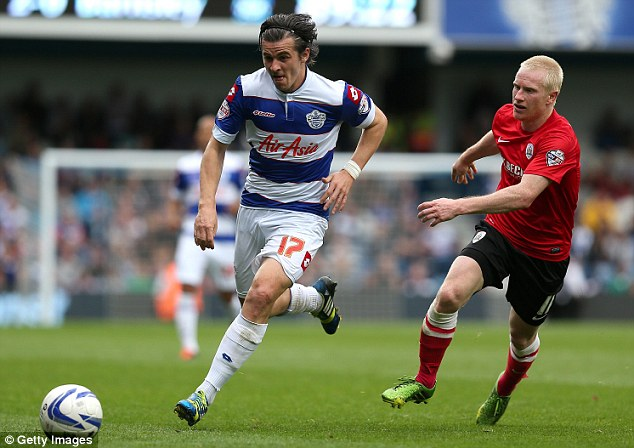 Forthright: Barton has never been one to shy away from sharing his views