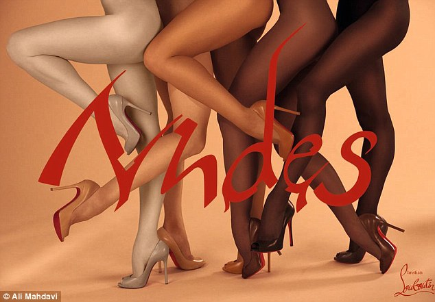 Christian Louboutin is introducing a capsule collection of heels that promises to elongate your legs by matching the color of your skin