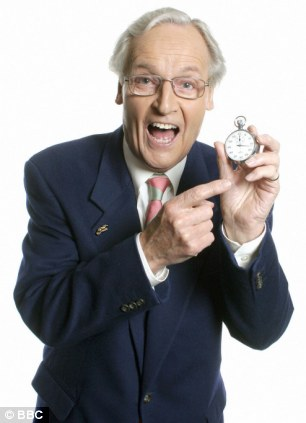 Nicholas Parsons deserves a peerage - Lord Parsons of Panelgame