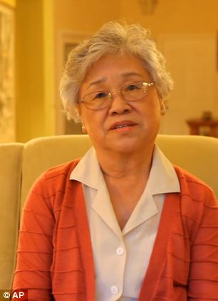 Bae's mother, Myunghee Bae, talks about her upcoming trip to North Korea