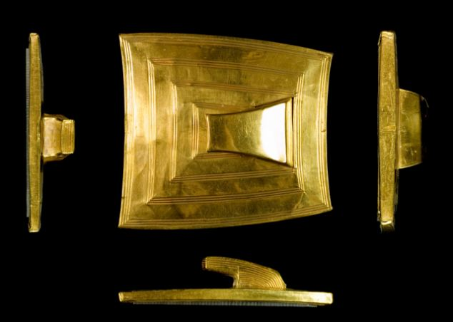 Stonehenge period objects, including 30 pieces of gold treasure which have rarely been seen by the public before