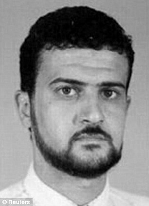 Justice: Senior al-Qaeda figure Abu Anas al-Libi has been brought to New York to face terror charges after being captured in Libya
