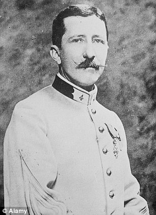 In January 1898, a court martial unanimously cleared Esterhazy of all the charges, and the Minister of War issued a warrant for the arrest of the whistleblowing Colonel Picquart (pictured)