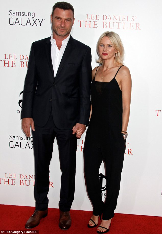 It paid off: The two actors, pictured in August at The Butler premiere, have been together since 2005