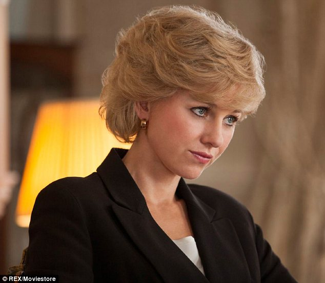 In theatres now! The two-time Oscar nominee has been receiving unusually dismal reviews for her performance as Diana Spencer in Oliver Hirschbiegel's biopic Diana