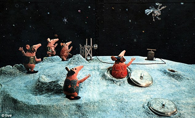 The children's television programme that has entertained generations is back: The Clangers is all set for a £5m remake