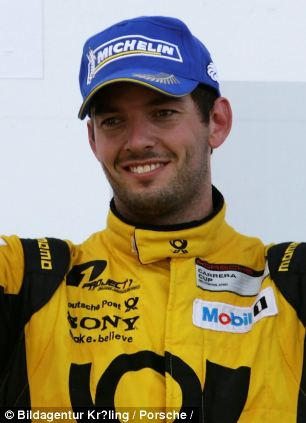 Accident: British racing driver Sean Edwards was killed in a horror crash on an Australian racing circuit