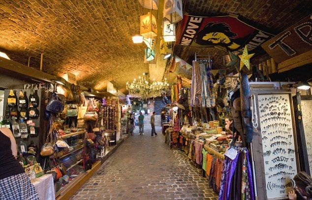 Stables Market, Camden, London