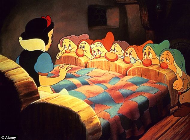 Whistle While You Work: Snow White's seven dwarfs had a musical working policy