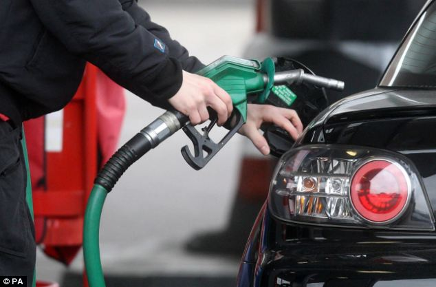 Three communities in England and seven in Scotland have met the strict criteria to qualify for the 5p fuel duty cut
