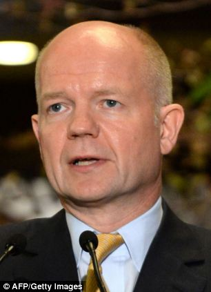 Four of the areas to benefit are in the constituency of Charles Kennedy (left) and one in William Hague¿s (right) seat