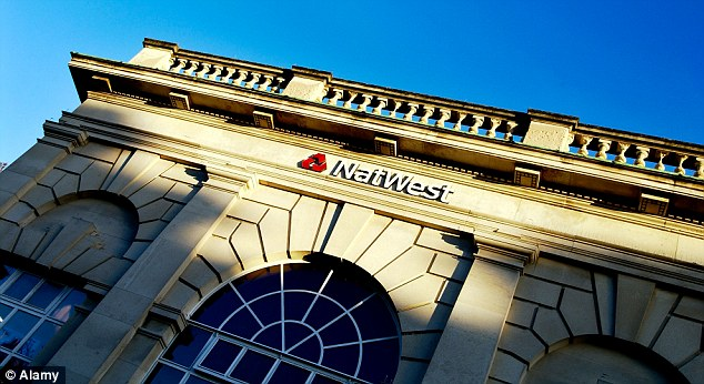 Unhappy businesses: Despite having large amounts of money taken from accounts, NatWest is refusing to refund