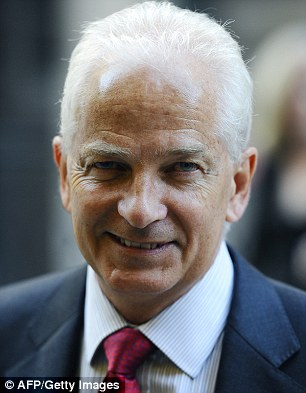 David Gower could not attend