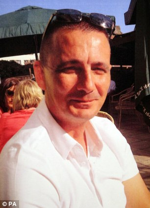 Pc Ian Dibell, who has been posthumously given a national bravery award after he was shot dead when he tried to wrestle a weapon from a deranged gunman