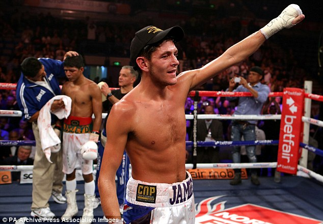 World champion? Not anymore, but Matchroom are appealing against the decision