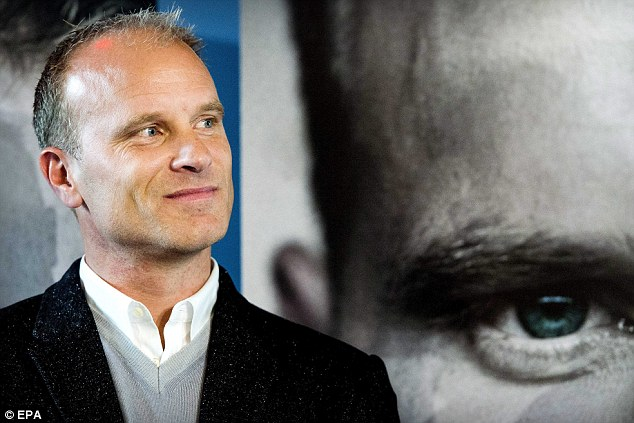Chance: Dennis Bergkamp said that Arsenal's title prospects were 'really good'