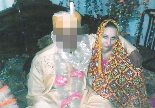 Investigation: A court heard fake bride Nikola Horvarthova (pictured) was one of the women that took part