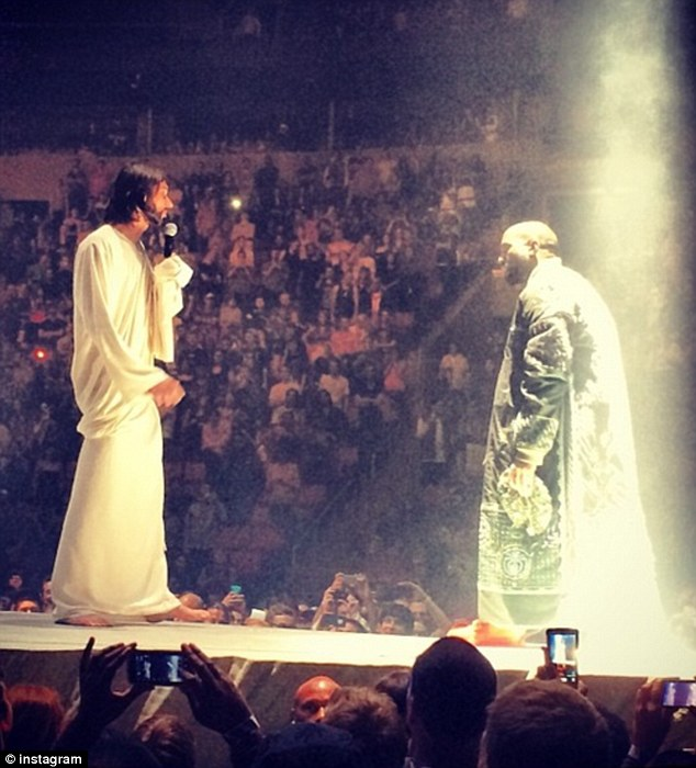 'Unforeseen circumstances': Just 24 hours after kicking off his Yeezus Tour in Seattle, Kanye West suddenly cancelled his concert in Vancouver's Rogers Arena Sunday night