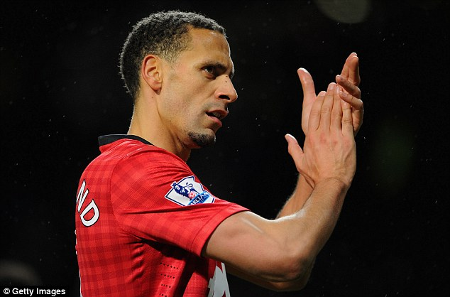 On board: Rio Ferdinand was named as one of the members of Greg Dyke's FA panel