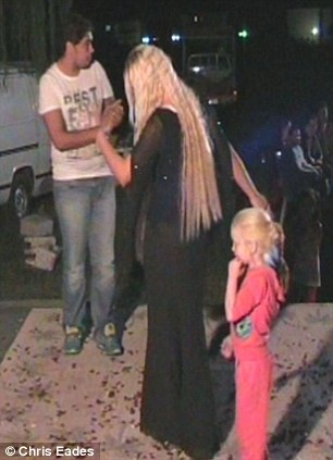 Exclusive video taken in September 2013 in the Roma settlement in Farsala, central Greece