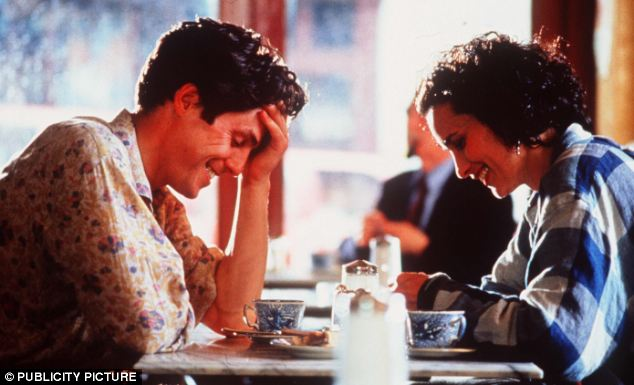 Unnecessary apologies feature heavily in the film Four weddings and a Funeral