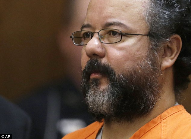 Monster: Ariel Castro was found dead in his prison cell last month after apparently hanging himself