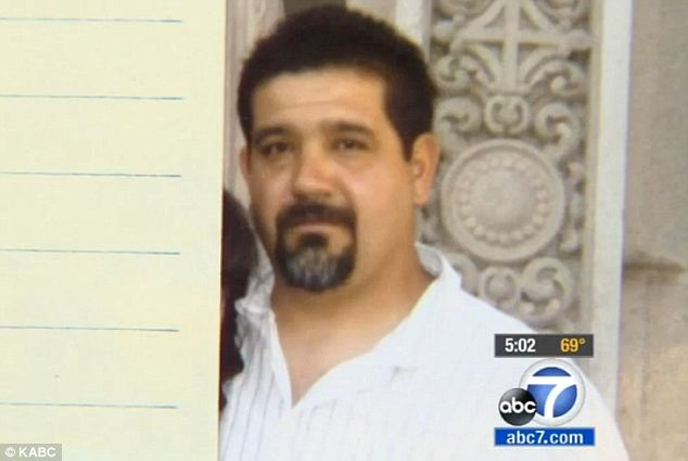 Murdered: Rene Balbuena was shot after answering an advert for a $300 mobile phone on Craigslist