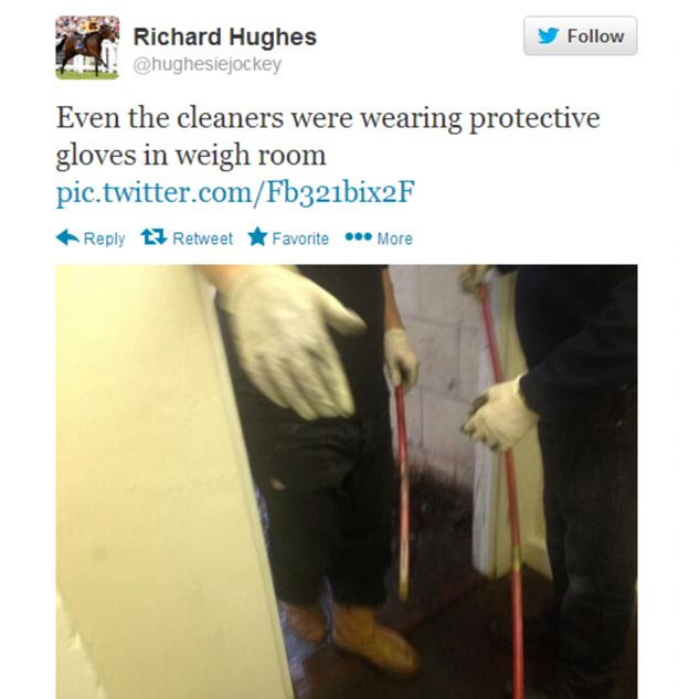 hughes cleaners