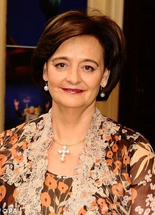 Cherie Blair said employers should be encouraged to create more part-time and family-friendly jobs