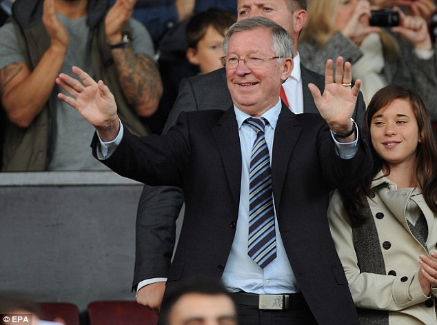 Revealing all: Former Manchester United manager Sir Alex Ferguson will release his book this week