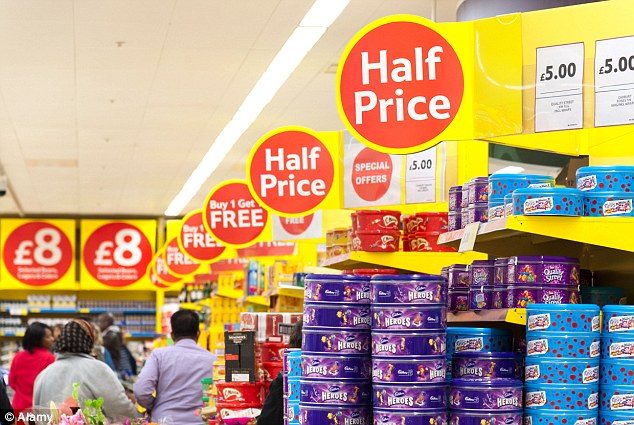 In their ruthless quest for domination of the market, supermarkets have continually promoted the concept of the 'weekly shop', which encourages consumers to develop a siege mentality of 'stocking up'