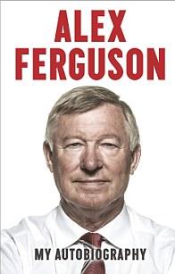Alex Ferguson front cover
