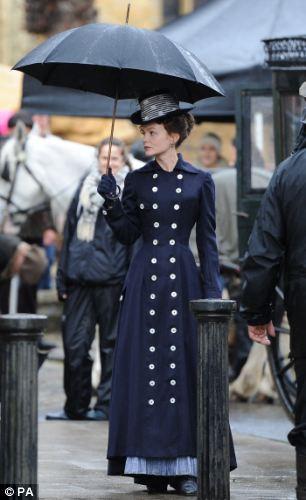 Mulligan plays Bathsheba Everdene in the adaptation of the Thomas Hardy classic