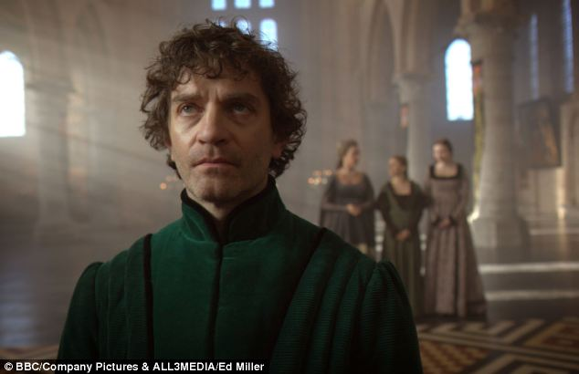 The site is where 'kingmaker' Earl of Warwick (recently played by James Frain in BBC's White Queen) was killed