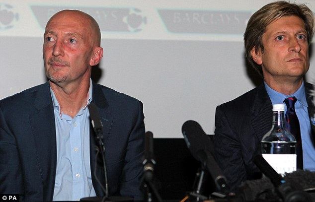Trouble: Ian Holloway found it hard to control his squad and one player asked to pay his fines by Direct Debit